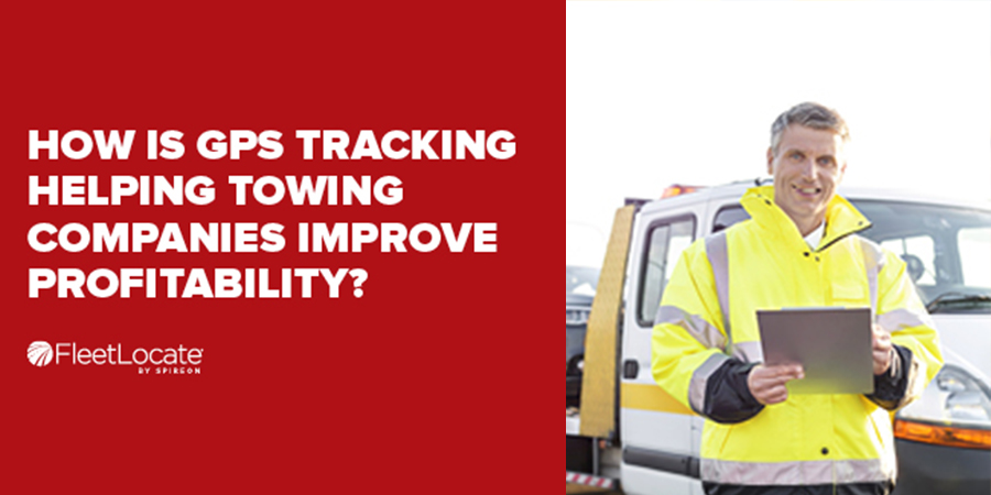 GPS Fleet Tracking for Towing Companies: Does It Help?
