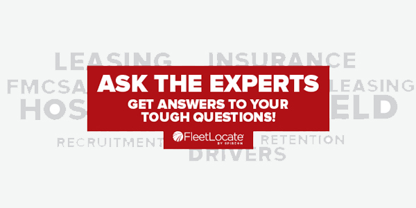Fleet Experts Answer Clearinghouse, Driver Shortage and More!